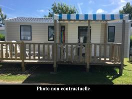 Mobil-home LOISIR 2 bedrooms, 32m² for 5 people maximum